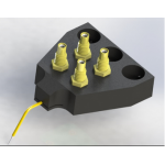 Soon to be released, Coax holder with embedded PC Card platform