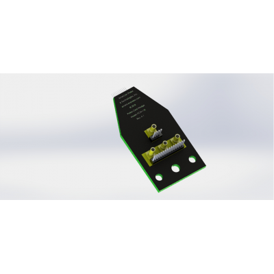 PWC-110 Low Contact Resistance Wedge Probe